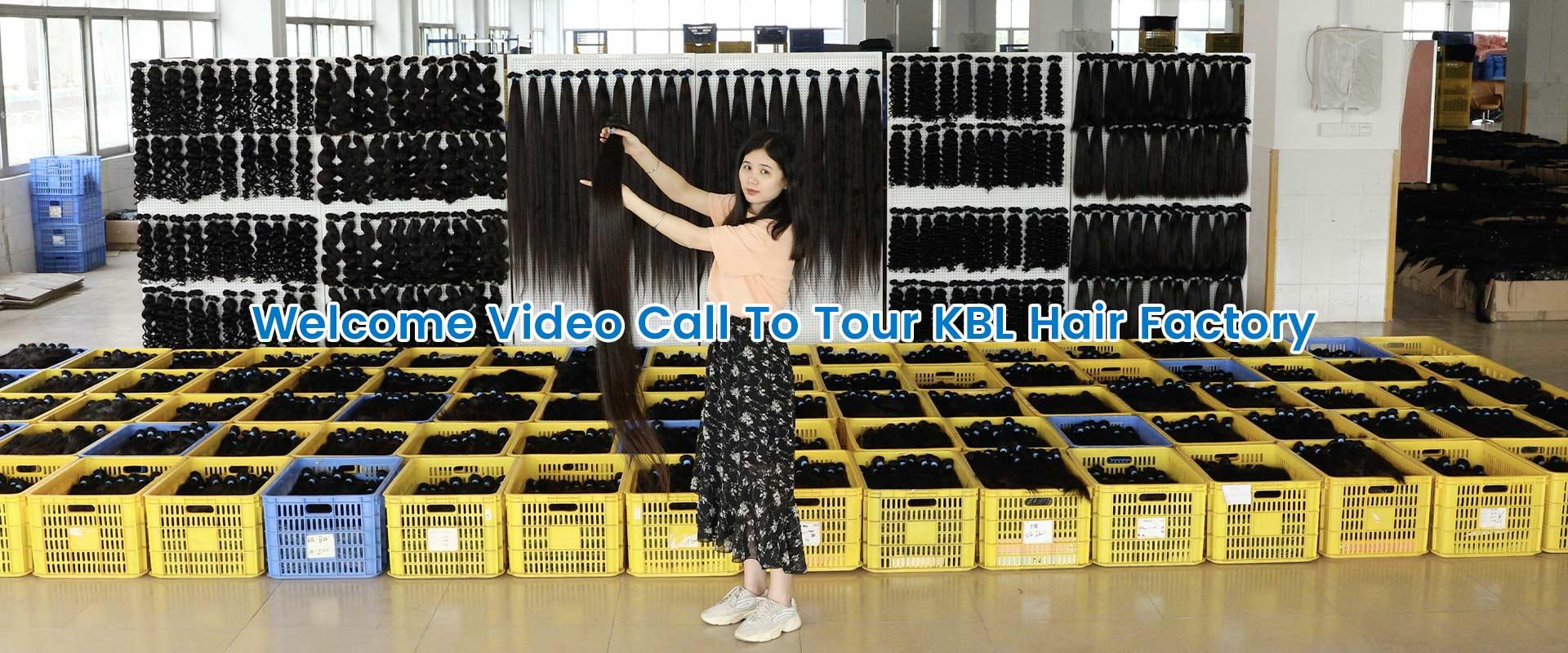 KBL (kabeilu ) Hair Factory.