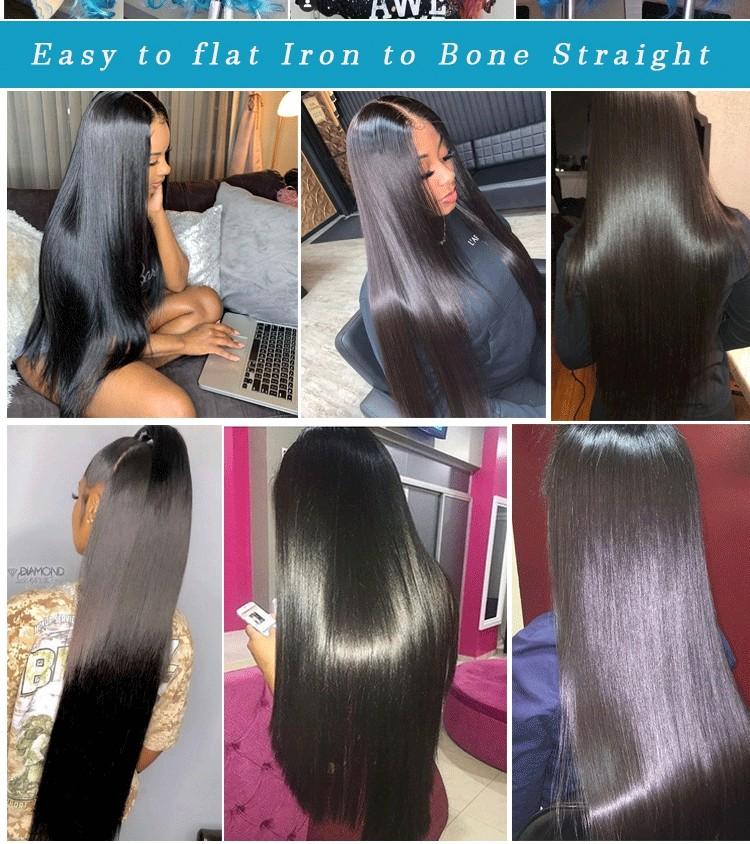 T1 Brazilian virgin hair bundles body wave 12-26 inches natural color