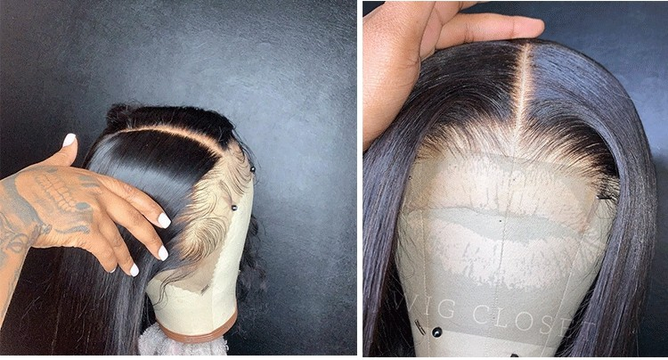 KBL hair factory Body Wave 5x5 Lace Closure Brazilian virgin Human Hair Swiss Lace Pre-Plucked