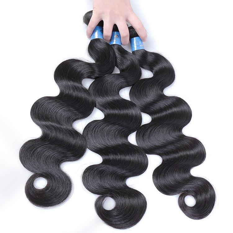 Kabeilu hair body wave brazilian raw virgin hair bundle hair vendors for wholesale