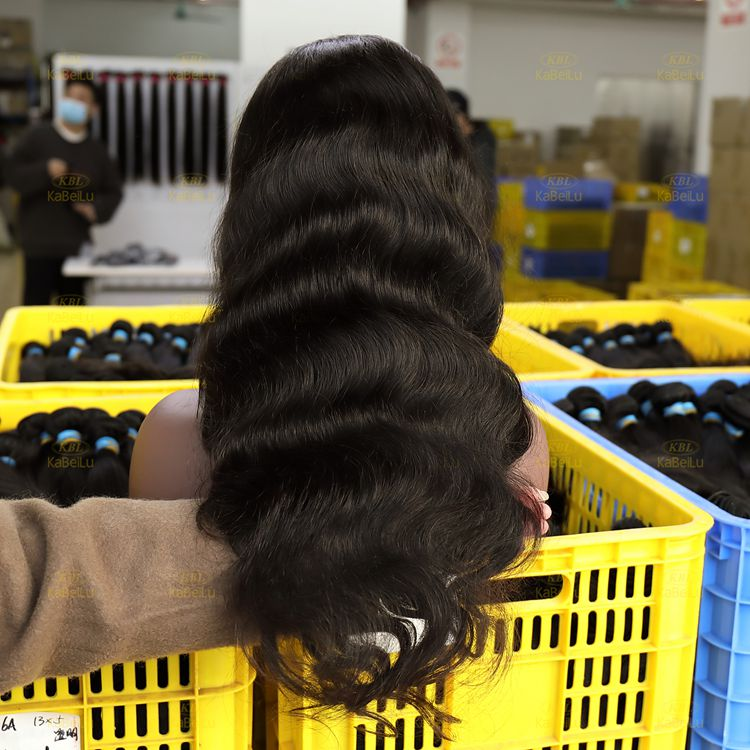 180% denstiy 13 by 6 frontal lace wigs body wave