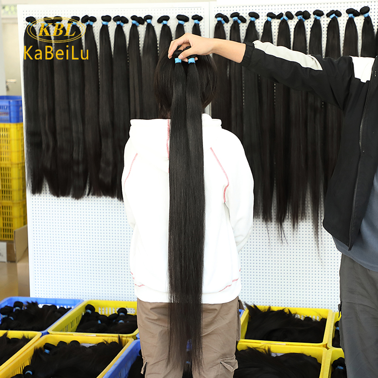 40 inches brazilian unprocessed virgin human hair bundles